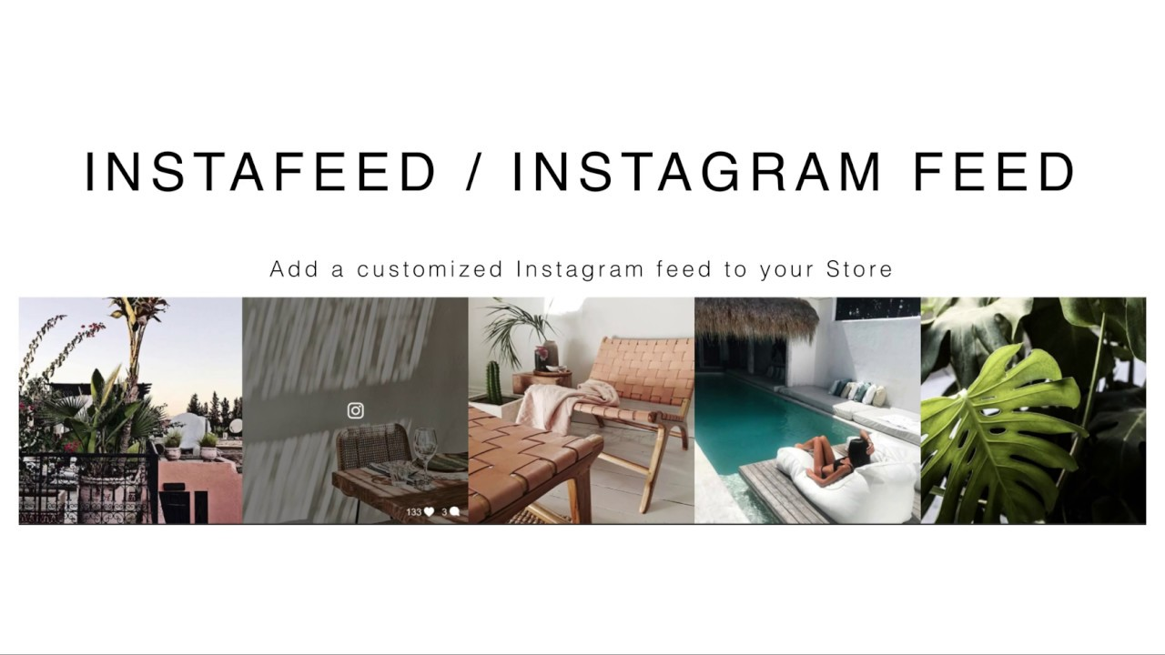 Instafeed   Shopify Instagram Feed old version