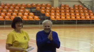 После соревнований, награждение участников, бассейн Великий Новгород
