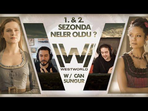Westworld 1. & 2. Sezonda Neler Oldu? w/ Can Sungur