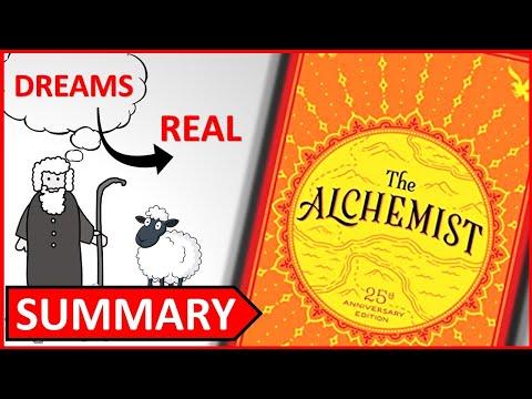 The Alchemist By Paulo Coelho ►Animated Book summary