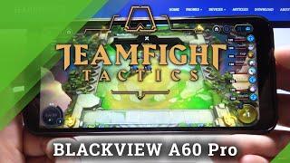 如何在BLACKVIEW A60 Pro上播放TFT Mobile –测试游戏
