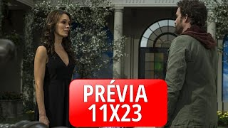 SUPERNATURAL - 11x23 - ALPHA AND OMEGA - PRÉVIA/PREVIEW/SPOILERS - FINAL DA TEMPORADA - SUPER FANS