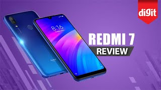 Redmi 7 Review with Gaming, Camera and in-depth Performance
