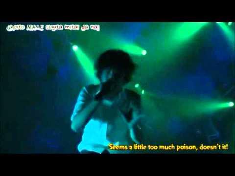 ONE OK ROCK - Karasu English Sub (LIVE This is my Budokan)