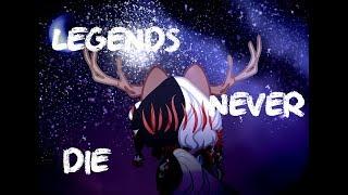 Пони клип  Legends Never Die ч. о.