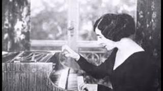 BACH - Fantasia Cromatica e Fuga BWV 903 - Cembalo: Wanda Landowska