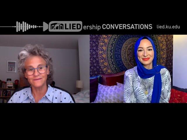 Amirah Sackett LIEDership Conversation