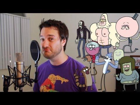8 Regular Show Impressions