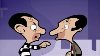 Mr Bean - Breaking out and in to Jail
