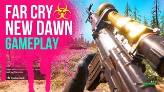 Far Cry New Dawn - 4K PC Gameplay in Apocalyptic New Eden