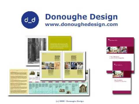 Donoughe Design - San Mateo, Ca : Web Design, Print and Brand Identity