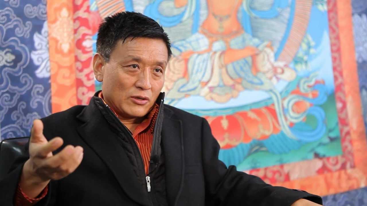 Tenzin Wangyal Rimpoché