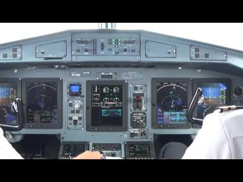 Kalstar Aviation ATR 72-600 Landing UPG