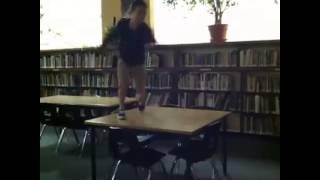Parkour Vines: А ты чем занимаешься в библиотеке?