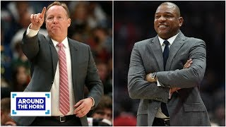 Doc Rivers or Mike Budenholzer: Who deserved coach of the year? | Around the Horn