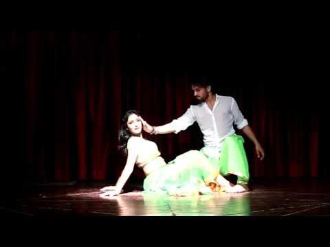 Ang Laga De | Goliyon Ki Raasleela Ram-leela | Contemporary Duet | Runvijay-Simriti