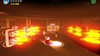lego dimensions walkthrough part 23 glados boss battle gameplay ps4 xb1 wii u 1080p hd