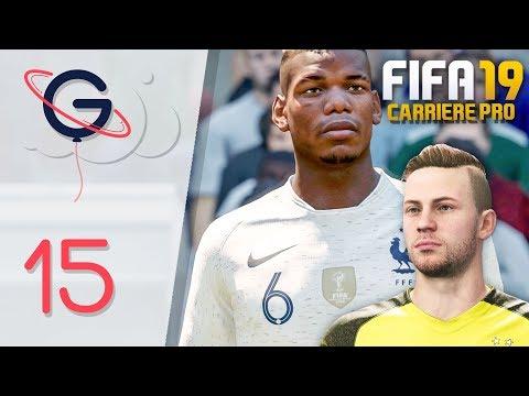 FIFA 19 : CARRIÈRE PRO FR #15 - Première Sélection En équipe De France !