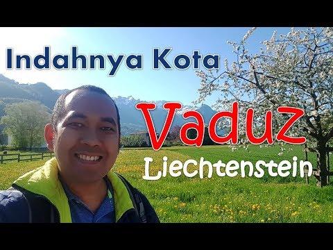 Vlog: Indahnya Kota Vaduz di Liechtenstein