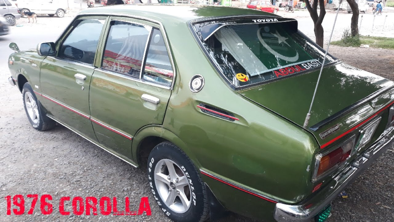 Kekurangan Toyota Corolla 1976 Spesifikasi