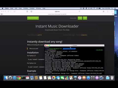 Instant Music Downloader  Yask