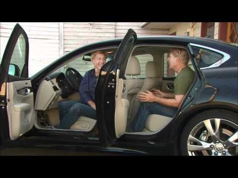 2012 Infiniti M37 S HD Video Review