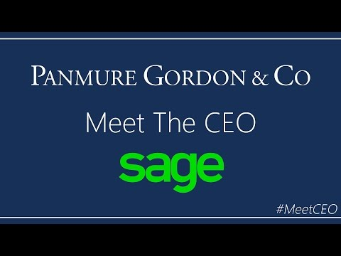 Meet the CEO: Sage Group's Stephen Kelly on being UK's top tech company