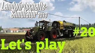 Landwirtschaftssimulator 2013 [HD] #20 - Tatütata, der Fendt ist da ~ Let's play LS13