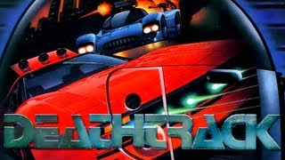 LGR - Deathtrack - DOS PC Game Review