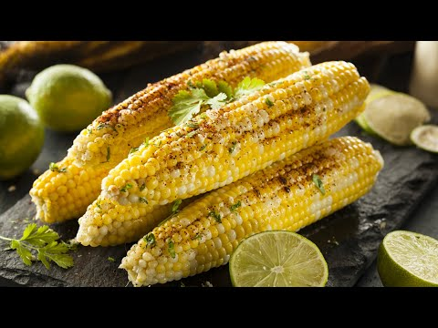 8 Corn Recipes Which Go Beyond Corn-on-the-Cob