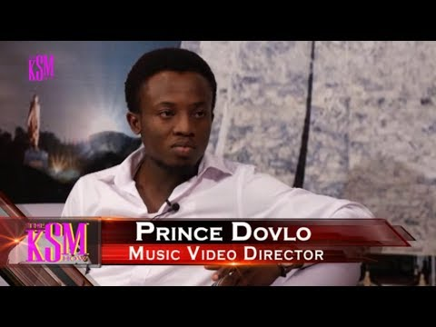 KSM Show- The Genius Music Video Director, Prince Dovlo hanging out with KSM