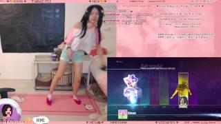 [跳舞] Char Just Dance 2016 曉玲跳舞力全開 Chiwawa - Wanko Ni Mero Mero