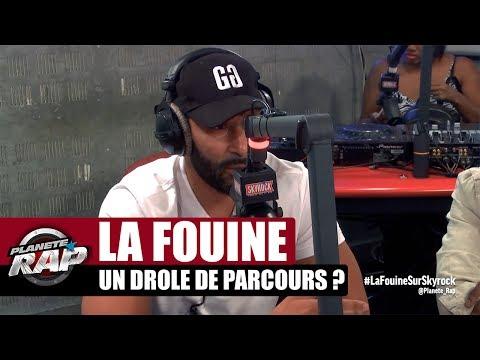 La Fouine un drôle de parcours ?...