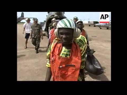 Guinea - Evacuation of foreigners