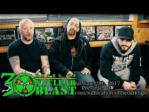 SUFFOCATION - New Album: ...Of The Dark Light (ORDER at NUCLEAR BLAST)