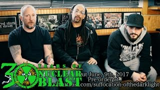 SUFFOCATION – New Album: …Of The Dark Light (ORDER at NUCLEAR BLAST)