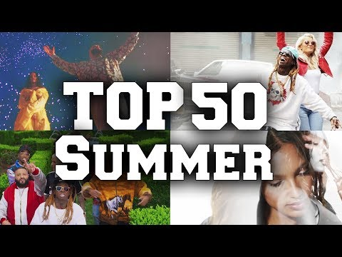 Top 50 Summer Songs