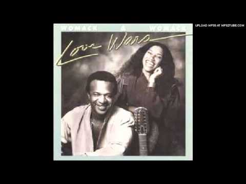 Womack & Womack baby i'm scared of you single version