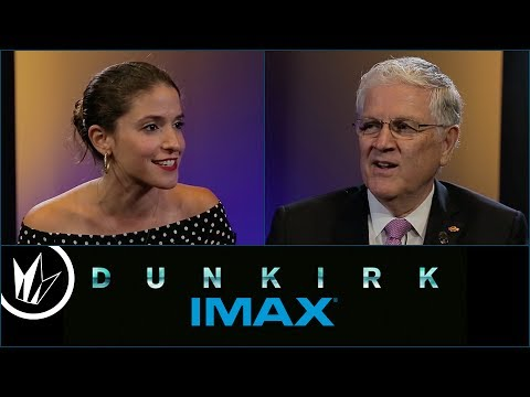 DUNKIRK: Exclusive Interview with IMAX CQO David Keighly - Regal Cinemas [HD]