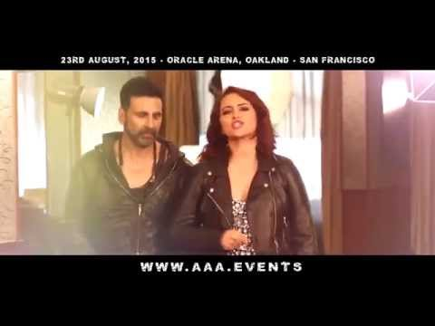 Fusion The Tour Official Promo FT. Akshay Kumar & Sonakshi Sinha
