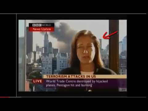 BBC Reports 911, WTC 7 Collapse BEFORE it Happens