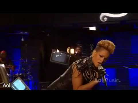 Rihanna  Rude Boy  At AOL Sessions  Music