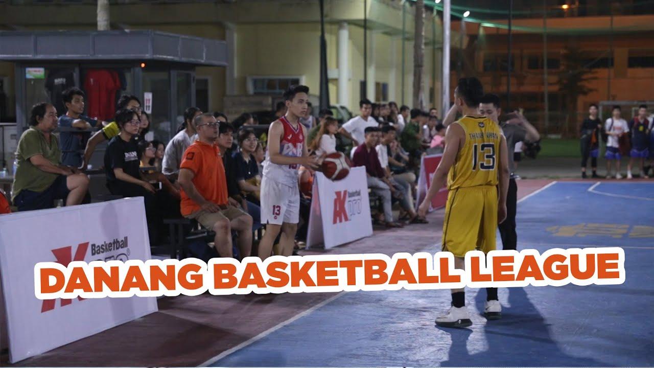 Danang Basketball League – Hiện thân cho sự phát triển của bóng rổ Đà Nẵng