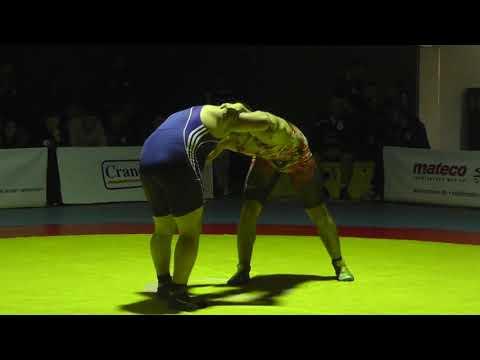 Ertugrul Agca - Mick Bos 98kg F