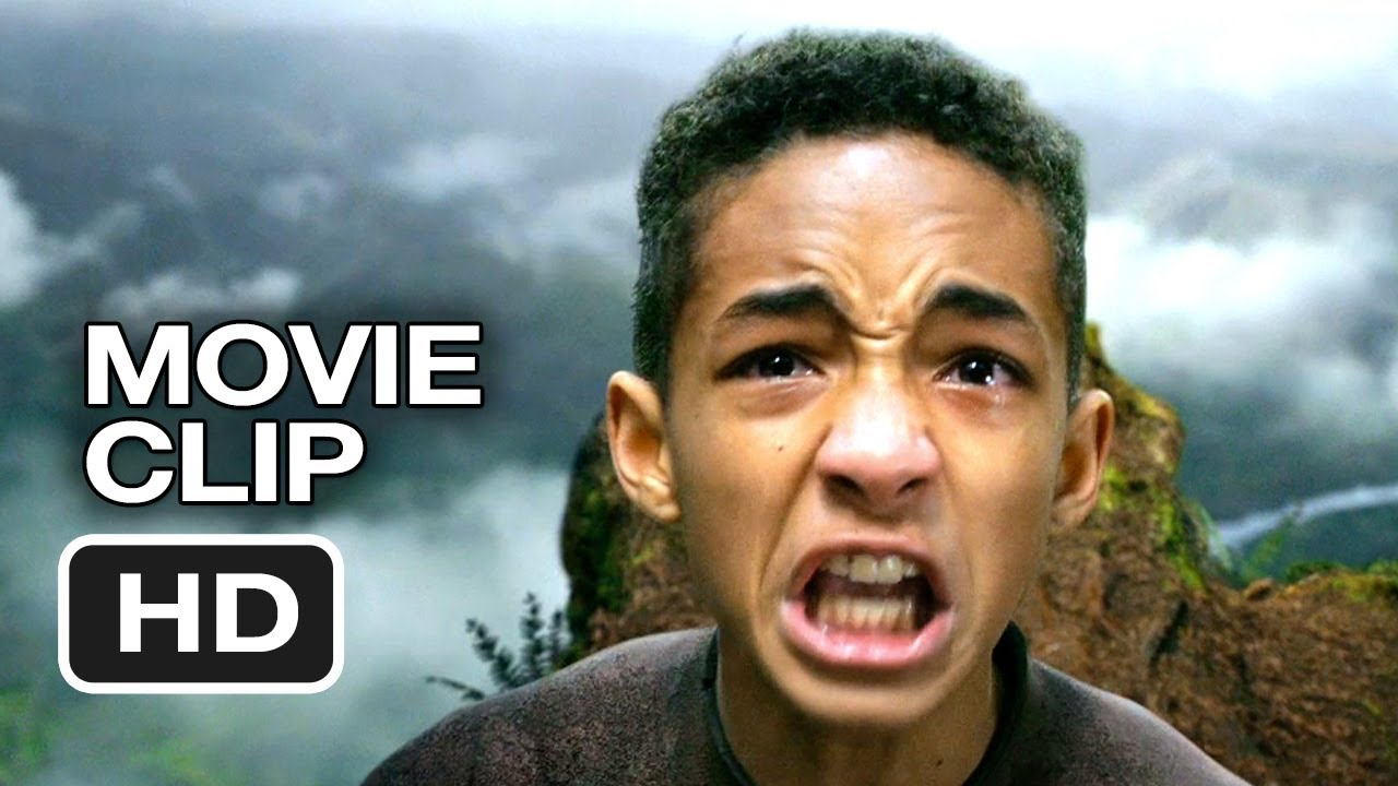 After Earth Movie Clip I M Not A Coward 2013 Will Smith Movie Hd Youtube