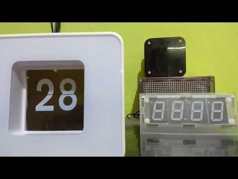 Banggood talking clock stop timekeeping after power off