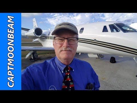 Flying the Cessna Citation to San Antonio, the Alamo and River Walk, Pilot Vlog 152