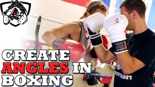 3 Ways to Create Angles in Boxing
