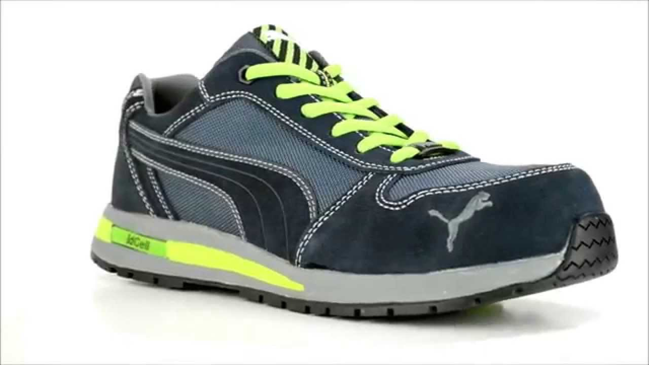 d278b2ff6c8ed7 Men s Puma 643045 Composite Toe Work Shoe   Steel-Toe-Shoes.com - YouTube