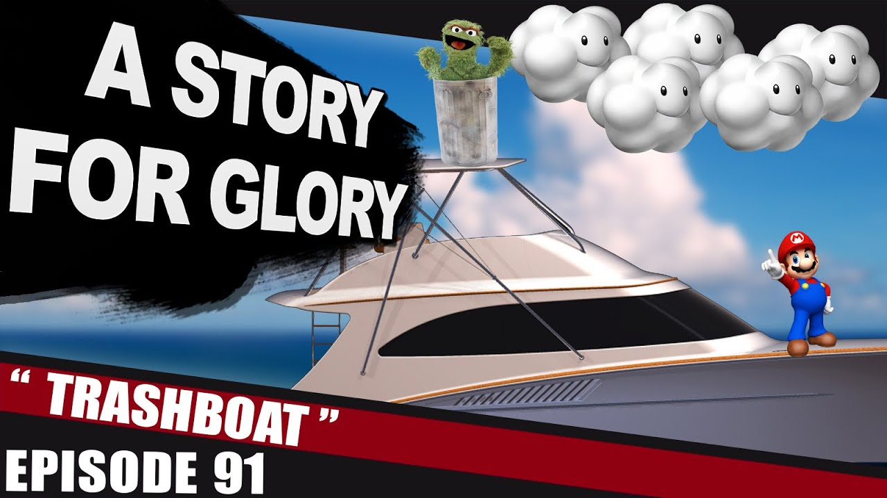 Glory Quest Mad with trashboat – a story for glory #91 - youtube